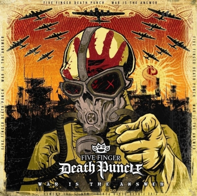 Five Finger Death Punch ‎– War Is The Answer