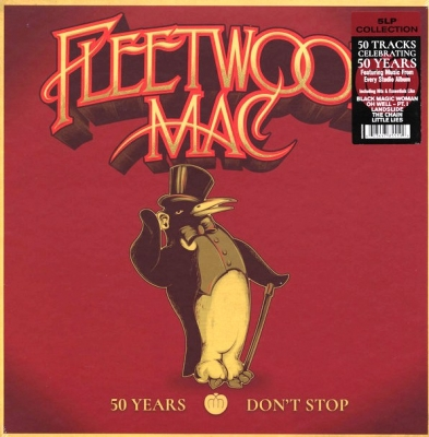 Fleetwood Mac ‎– 50 Years - Don't Stop (5xLP)