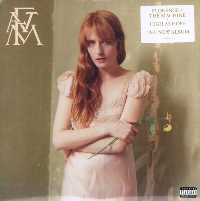 Florence And The Machine ‎– High As Hope