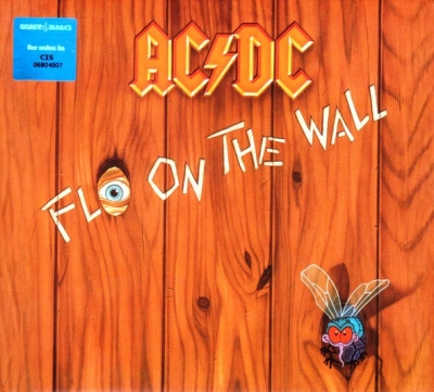 AC/DC ‎– Fly on the Wall