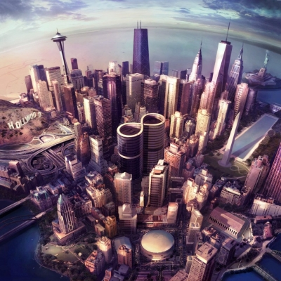 Foo Fighters ‎– Sonic Highways (2xLP)