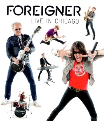 Foreigner ‎– Live In Chicago