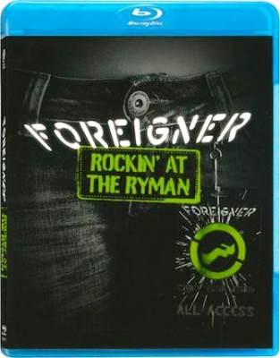 Foreigner ‎– Rockin' At The Ryman