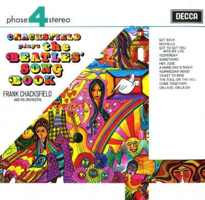 Frank Chacksfield & His Orchestra ‎– Chacksfield Plays The Beatles' Songbook