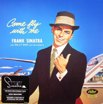 Frank Sinatra, Billy May And His Orchestra ‎– Come Fly With Me