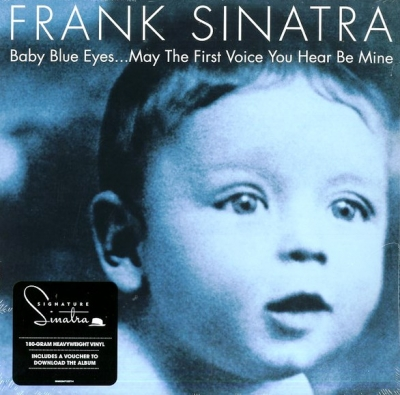 Frank Sinatra ‎– Baby Blue Eyes...May The First Voice You Hear Be Mine (2xLP)