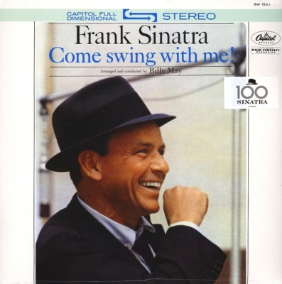 Frank Sinatra ‎– Come Swing With Me!