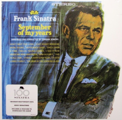 Frank Sinatra ‎– September Of My Years