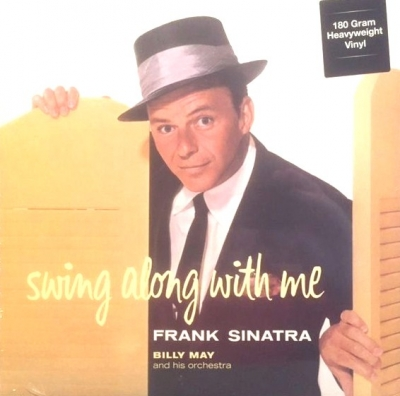 Frank Sinatra ‎– Swing Along With Me