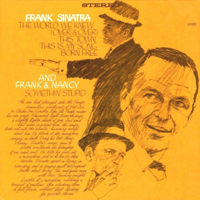 Frank Sinatra ‎– The World We Knew