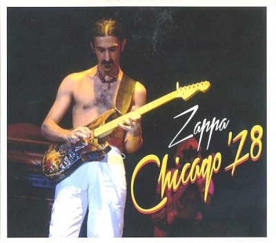 Frank Zappa ‎– Chicago '78 (2xCD)