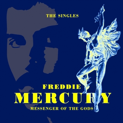 Freddie Mercury ‎– Messenger Of The Gods (The Singles) (2xCD)