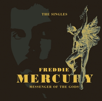 Freddie Mercury ‎– Messenger Of The Gods: The Singles (2xCD)
