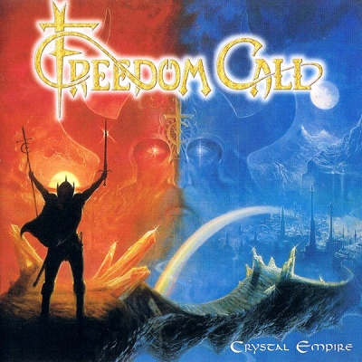 Freedom Call ‎– Crystal Empire (2xLP, Red)