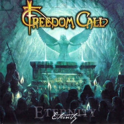 Freedom Call ‎– Eternity (2xLP, Green)