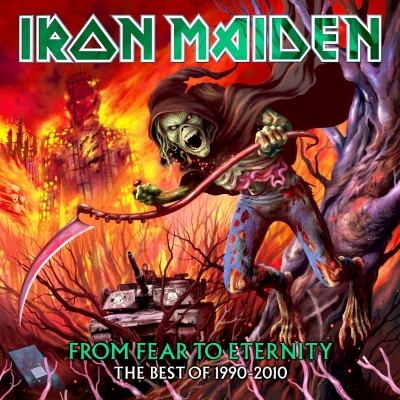 Iron Maiden ‎– From Fear To Eternity - The Best Of 1990-2010 (3xLP)