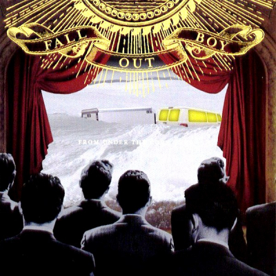 Fall Out Boy ‎– From Under The Cork Tree (2xLP, Limited Edition, Blue Vinyl)