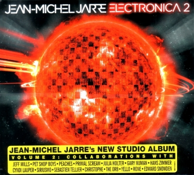 Jean-Michel Jarre ‎– Electronica 2 - The Heart Of Noise