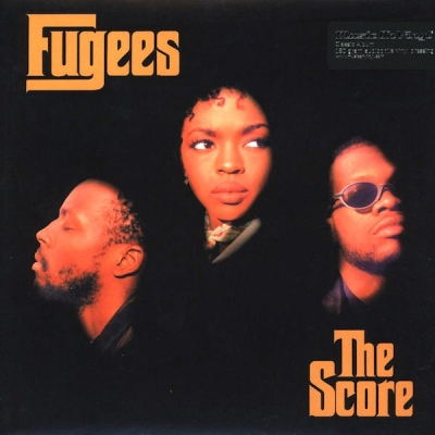 Fugees ‎– The Score (2xLP)