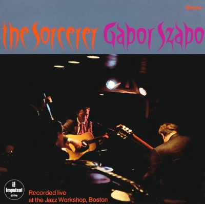 Gabor Szabo ‎– The Sorcerer