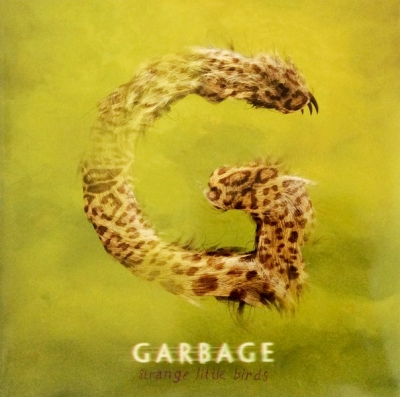 Garbage ‎– Strange Little Birds (2xLP)