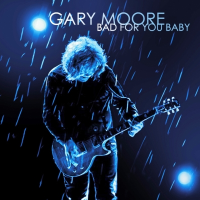 Gary Moore ‎– Bad For You Baby (2xLP)