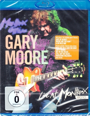 Gary Moore ‎– Live At Montreux 2010