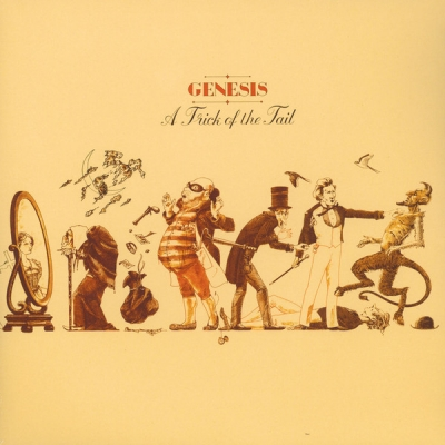 Genesis ‎– A Trick Of The Tail