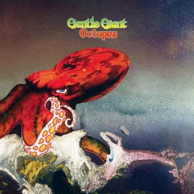 Gentle Giant ‎– Octopus