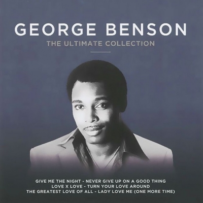 George Benson ‎– The Ultimate Collection