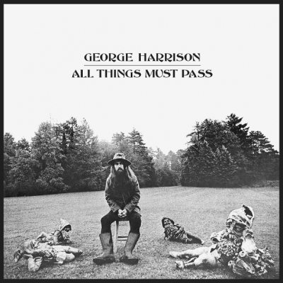 George Harrison ‎– All Things Must Pass (3xLP)
