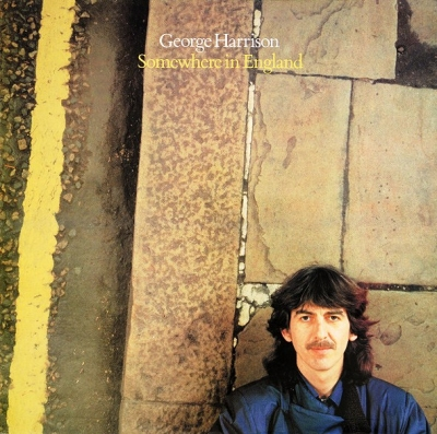 George Harrison ‎– Somewhere In England