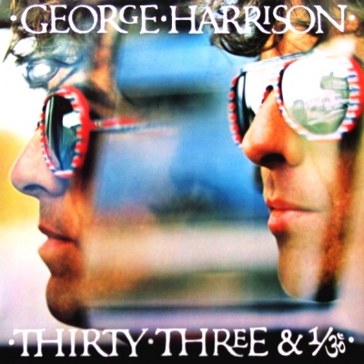 George Harrison ‎– Thirty Three & 1/3