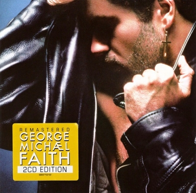 George Michael ‎– Faith (2xCD)
