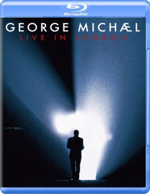 George Michael ‎– Live In London