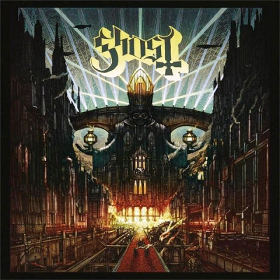Ghost ‎– Meliora (2xCD) (Deluxe Edition)