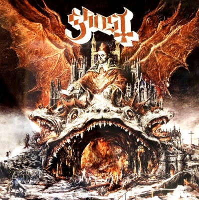 Ghost ‎– Prequelle (LP, 7