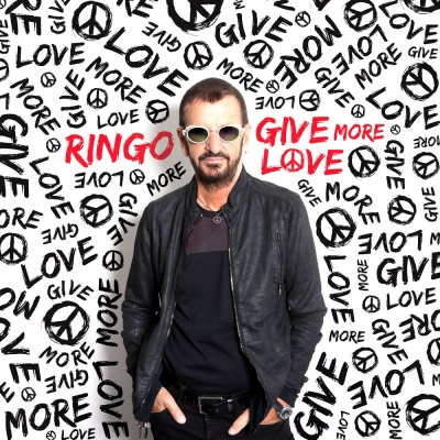 Ringo Starr ‎– Give More Love