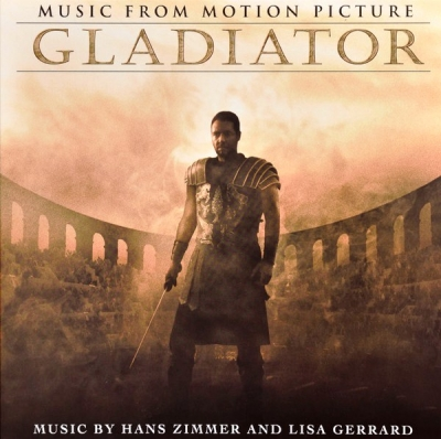Hans Zimmer And Lisa Gerrard ‎– Gladiator (Music From The Motion Picture) (2xLP)