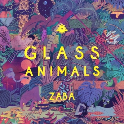 Glass Animals ‎– ZABA (2xLP)