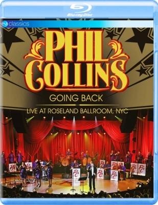 Phil Collins - Going Back - Live At Roseland Ballroom, NYC