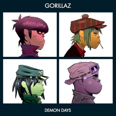 Gorillaz ‎– Demon Days (2xLP)