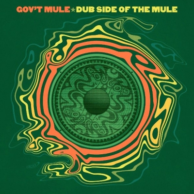 Gov't Mule ‎– Dub Side Of The Mule (2xLP)