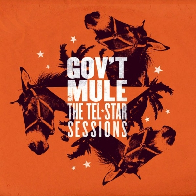 Gov't Mule ‎– The Tel★Star Sessions (2xLP)