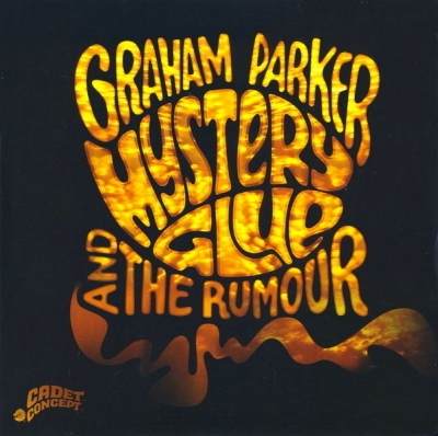 Graham Parker And The Rumour ‎– Mystery Glue