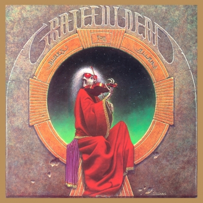 The Grateful Dead ‎– Blues For Allah