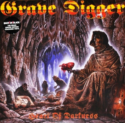 Grave Digger – Heart Of Darkness (2xLP)