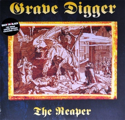 Grave Digger ‎– The Reaper (2xLP)
