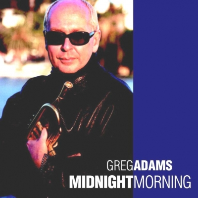 Greg Adams ‎– Midnight Morning