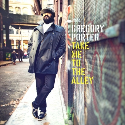 Gregory Porter ‎– Take Me To The Alley (2xLP)